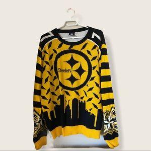 Steelers Roethlisberger Team Member Sweater XL